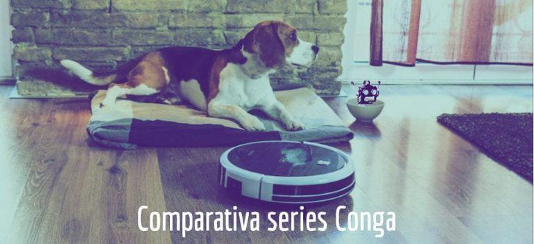 COMPARATIVA NUEVOS ROBOTS CONGA