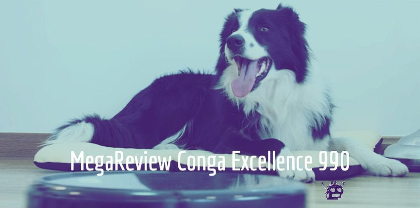 review conga excellence 990