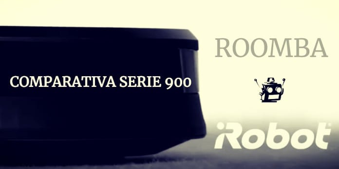 review serie 900 de roomba irobot