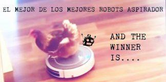 CUAL ES EL MEJOR ROBOTs ASPIRADORES
