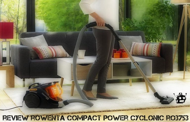 Review Rowenta Compact Power Cyclonic ro3753