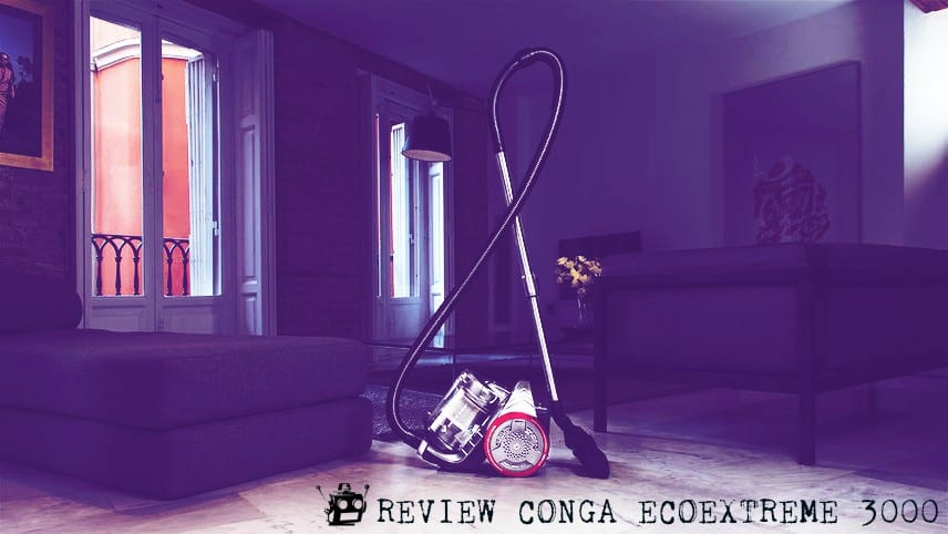 REVIEW CONGA ECOEXTREME 3000