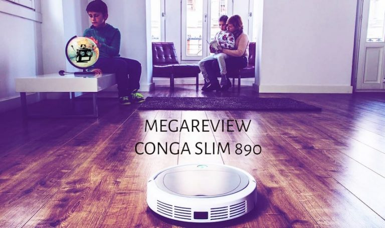 REVIEW CONGA SLIM 890 DE CECOTEC