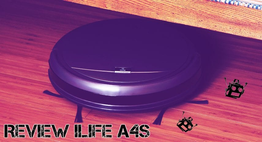 review ILIFE A4S