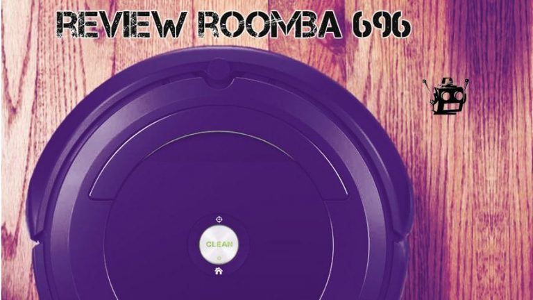 Review Roomba 696