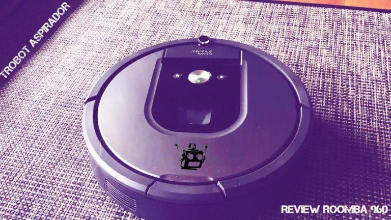 Review Roomba 960 de iRobot