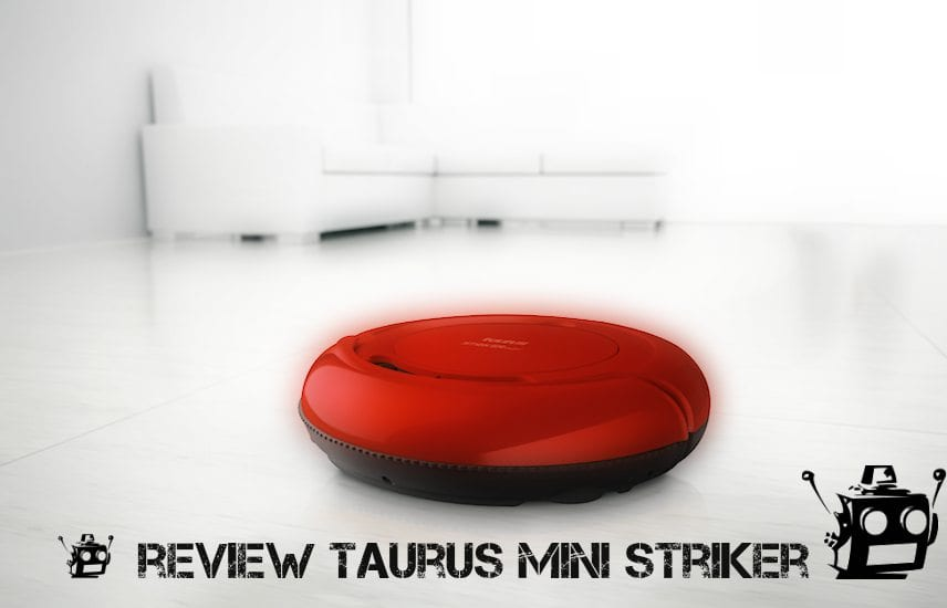 Taurusreview mini striker robot aspirador