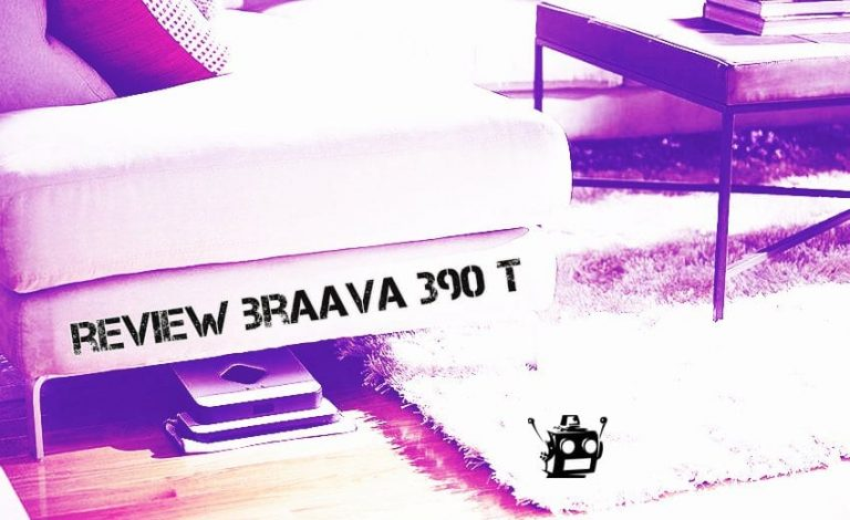 Review Braava 390 t ®