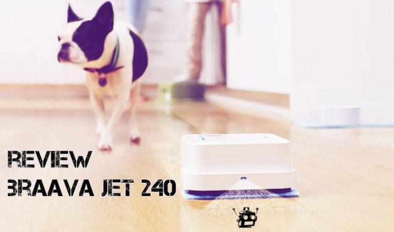 Review Braava Jet 240