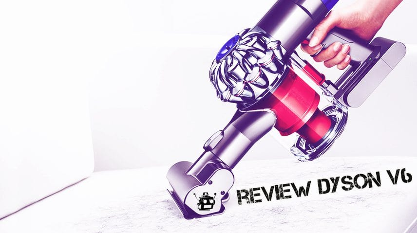 review dyson v6