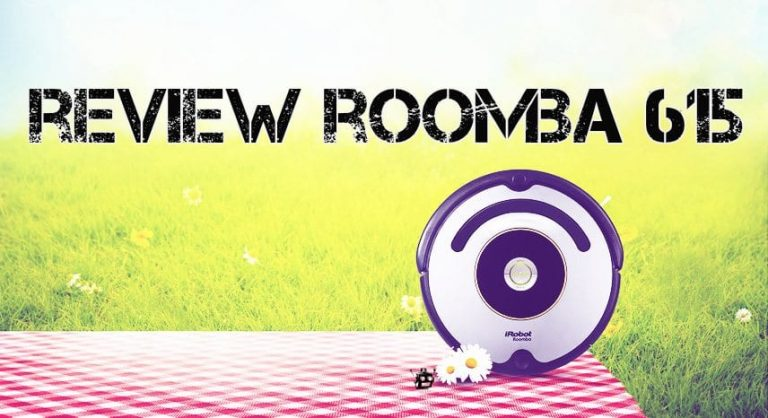 Review Roomba 615