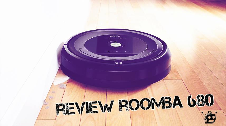 review roomba 680