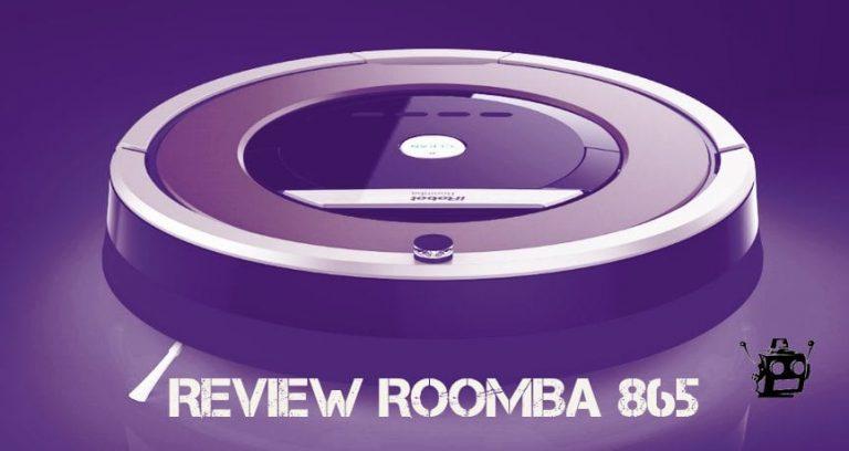 rewiew roomba 865